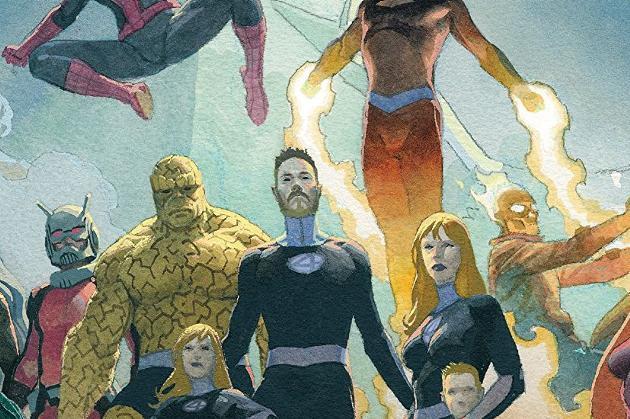 Fantastic Four #3 Review