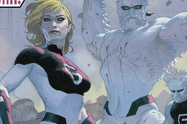 Fantastic Four #4 Review
