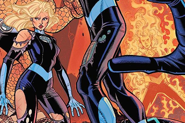 Fantastic Four #18 Review