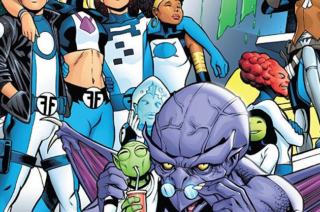 Future Foundation #5 Review