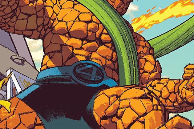 Fantastic Four: 4 Yancy Street #1 Review