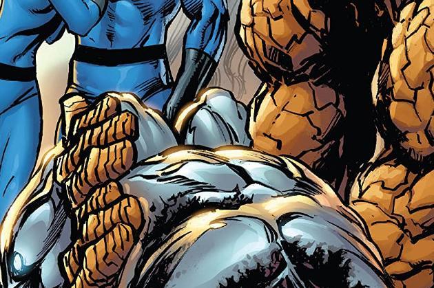 Fantastic Four: Antithesis #1 Review