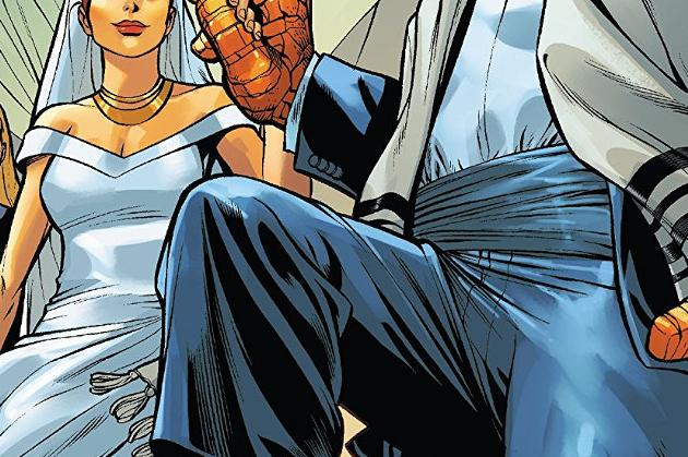 Fantastic Four: Wedding Special #1 Review
