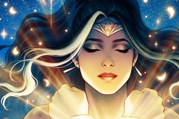 Future State Immortal Wonder Woman #2 Cover Graphic