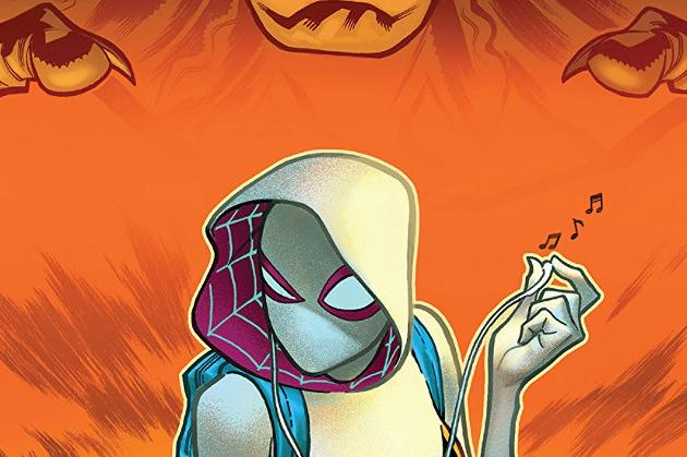 Ghost-Spider #3 Review