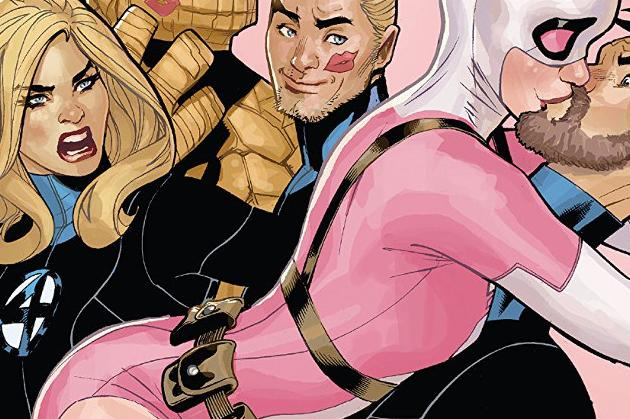 Gwenpool Strikes Back #2 Review