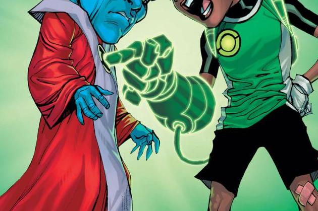 Green Lantern #1 Cover Image