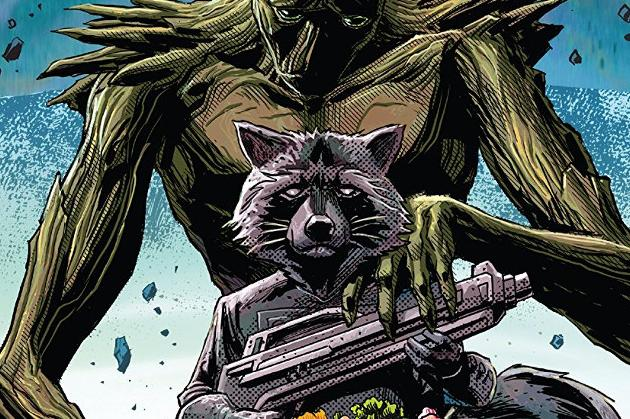 Guardians Of The Galaxy #10 Review