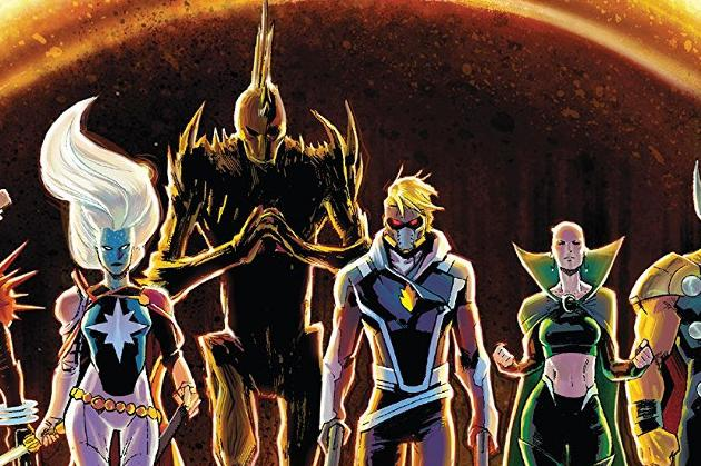 Guardians of the Galaxy #4 Review