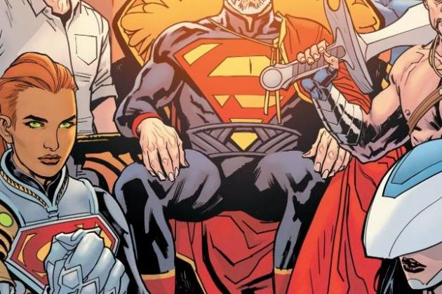 Future State Superman: House of El #1 Cover Image