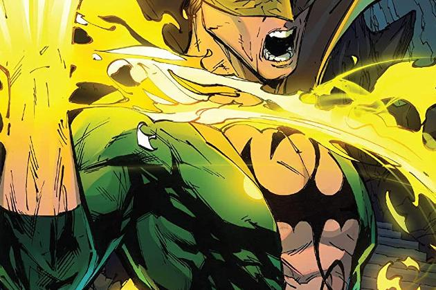 Iron Fist: Heart of the Dragon #1 Review
