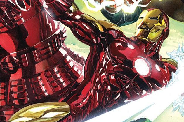 Iron Man #1 Review