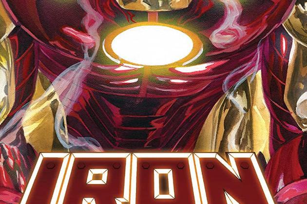 Iron Man #2 Review