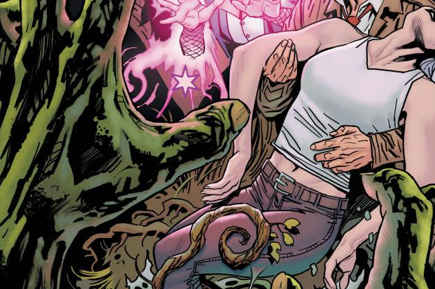 Justice League Dark #22 Cover Image