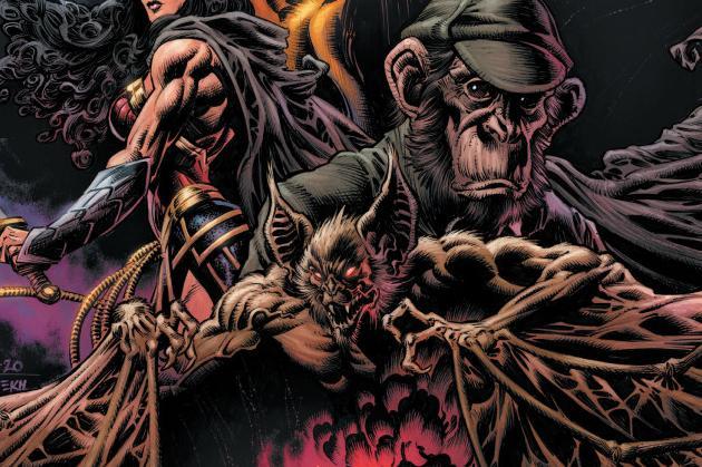 Justice League Dark #28 Cover Image