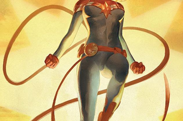 The Life of Captain Marvel #5 Review
