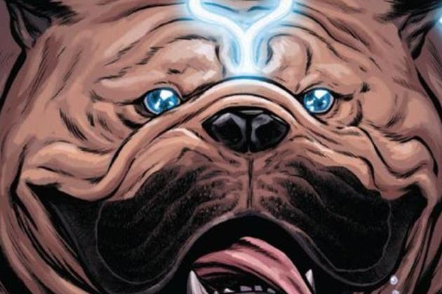 Lockjaw #1 Review