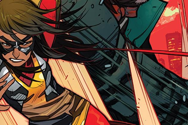 Magnificent Ms. Marvel #10 Review