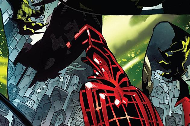 Miles Morales: Spider-Man #14 Review