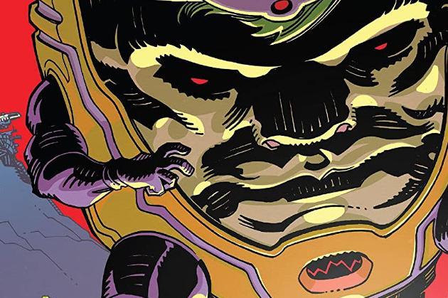 M.O.D.O.K.: Head Games #1 Review