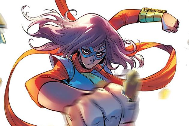 Magnificent Ms. Marvel #17 Review