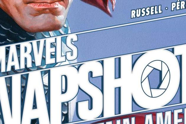 Marvels Snapshots: Captain America #1 Cover Image