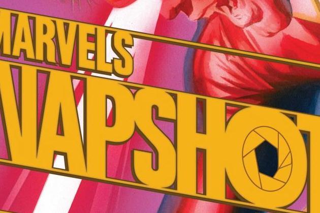 Marvels Snapshots: X-Men #1 Cover Image