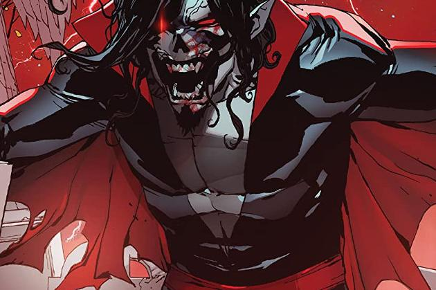 Morbius: Bond of Blood #1 Review