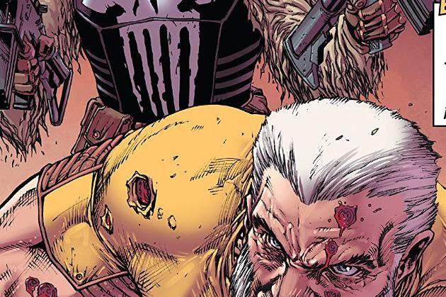 Old Man Logan Annual #1 Review