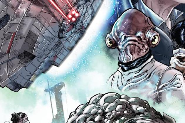Journey To Star Wars The Rise Of Skywalker Allegiance 1 Review Comicsthegathering Com