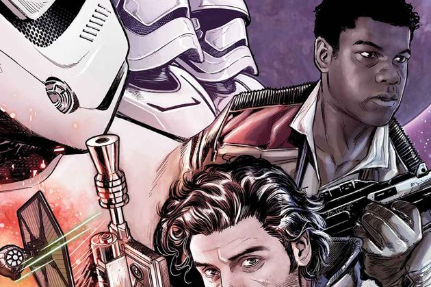 Journey To Star Wars The Rise Of Skywalker Allegiance 3 Review Comicsthegathering Com