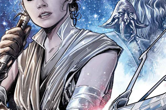 Journey To Star Wars The Rise Of Skywalker Allegiance 4 Review Comicsthegathering Com