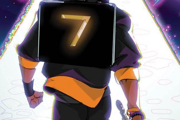 Seven Secrets #7 Cover A