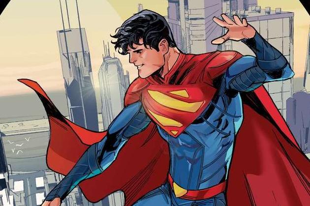 Superman Son of Kal-El #1 Cover Image