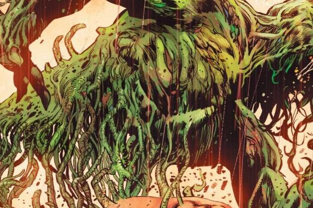 The Swamp Thing #1 Cover Image