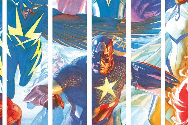 The Marvels #1 Review