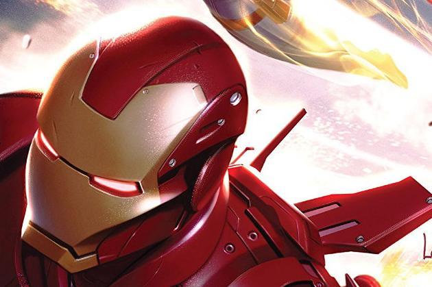 Tony Stark: Iron Man #14 Review