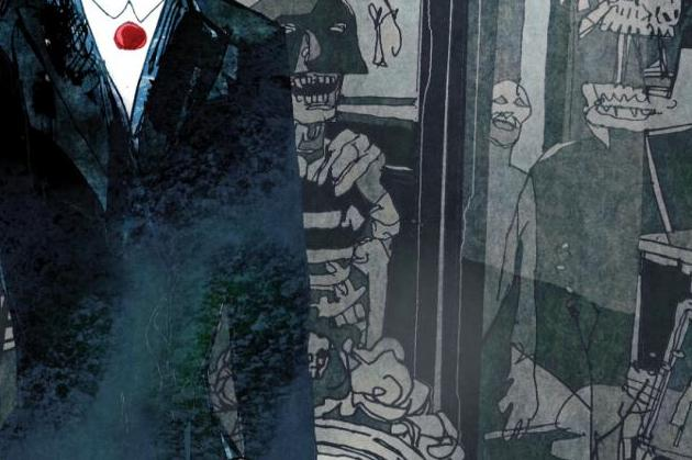 DC Horror Presents the Conjuring the Lover #1 Cover Image