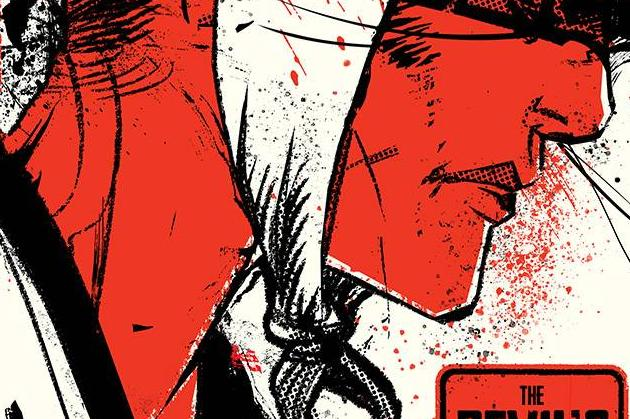 The Devil's Red Bride #2 Cover Graphic