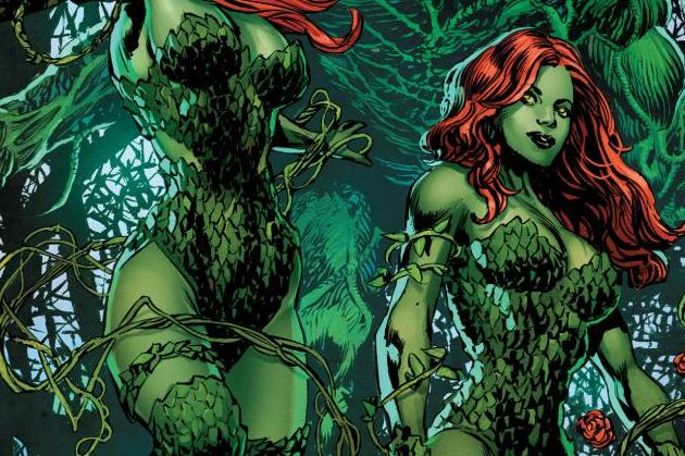 Swamp Thing #3 Cover
