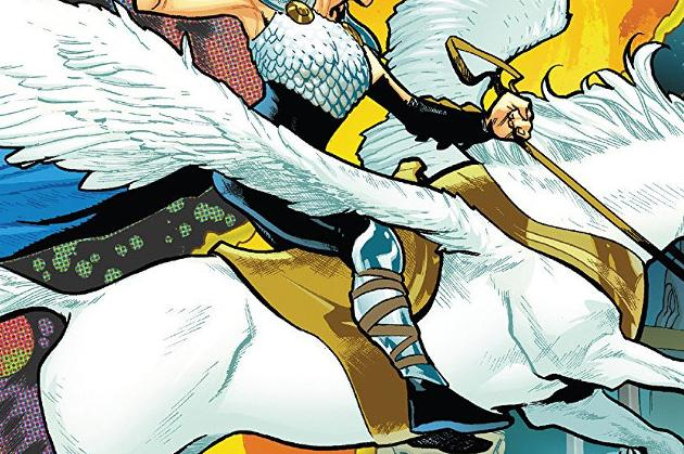 Valkyrie: Jane Foster #3 Review