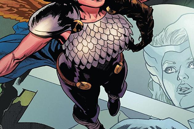 Valkyrie: Jane Foster #4 Review