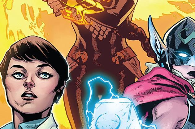 Valkyrie: Jane Foster #6 Review