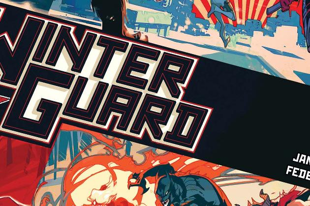 Winter Guard #2 Review