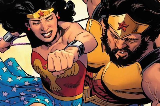 Wonder Woman #777 Cover Image