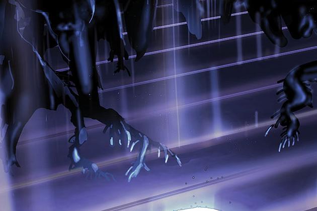 4001 AD: Shadowman