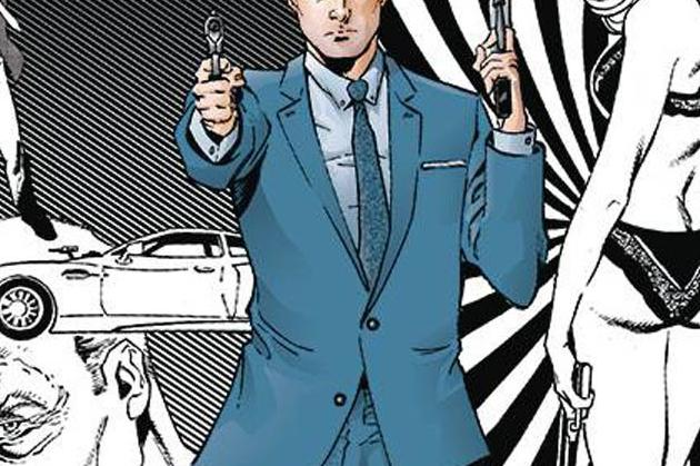 James Bond: Agent of Spectre #3 Cover
