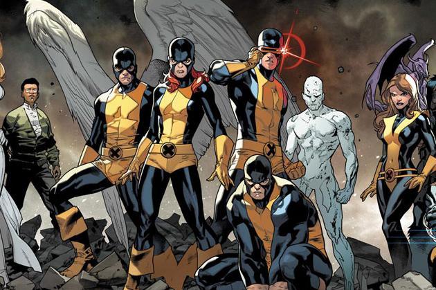 All New X-Men