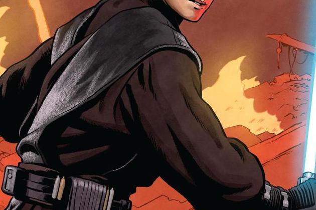 Anakin Skywalker #1 Cover