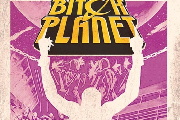 Bitch Planet #1 Comic Review